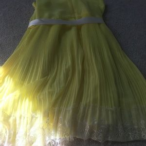 Blush by Us Angels Dresses - cute yellow dress for girls